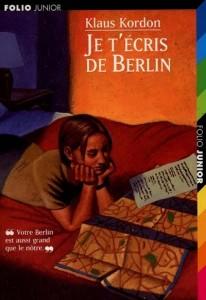 Je t'écris de Berlin