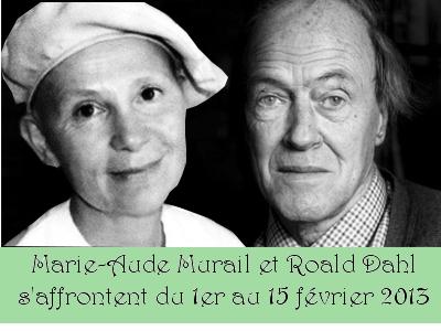 Combat d'auteurs 6 MAM vs Roald Dahl