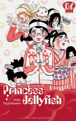 Princess jellyfish tome 6