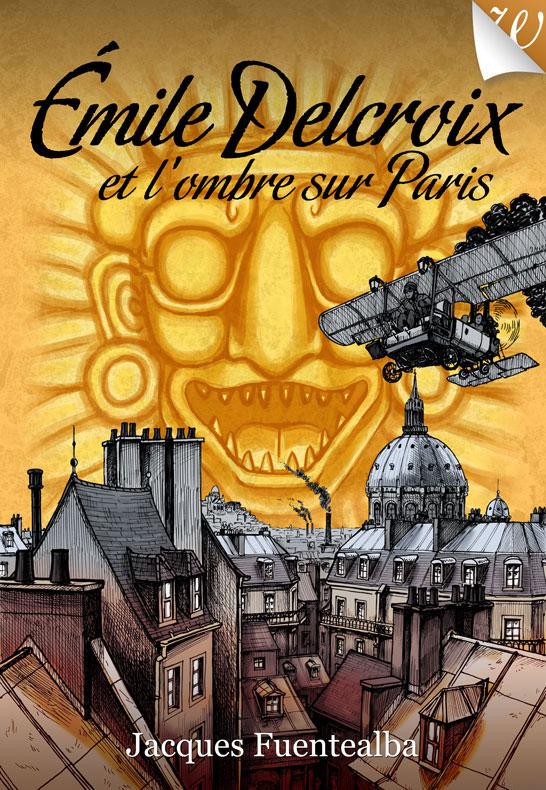 Emile Delcroix et l'ombre sur paris