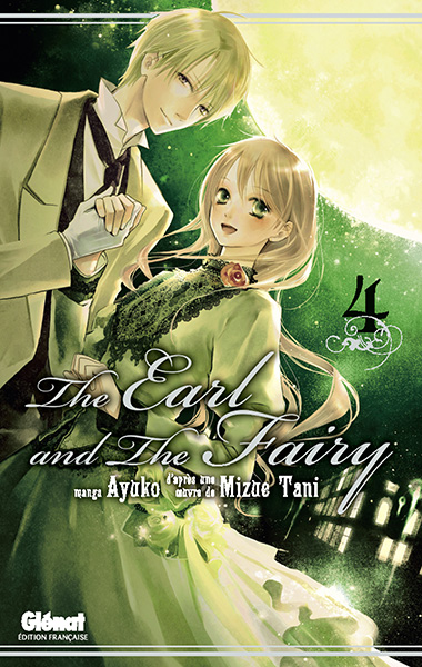 The earl and the fairy, tome 4