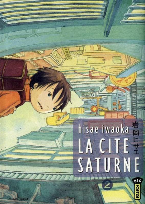 La cité Saturne tome 2