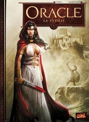 Olivier Péru, Stefano Martino – Oracle, tome 1 : La Pythie