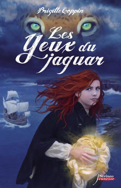 Brigitte Coppin – Les yeux du jaguar