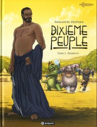 le dixième peuple tome 2