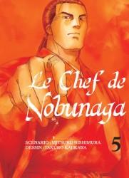 le chef de nobunaga 5
