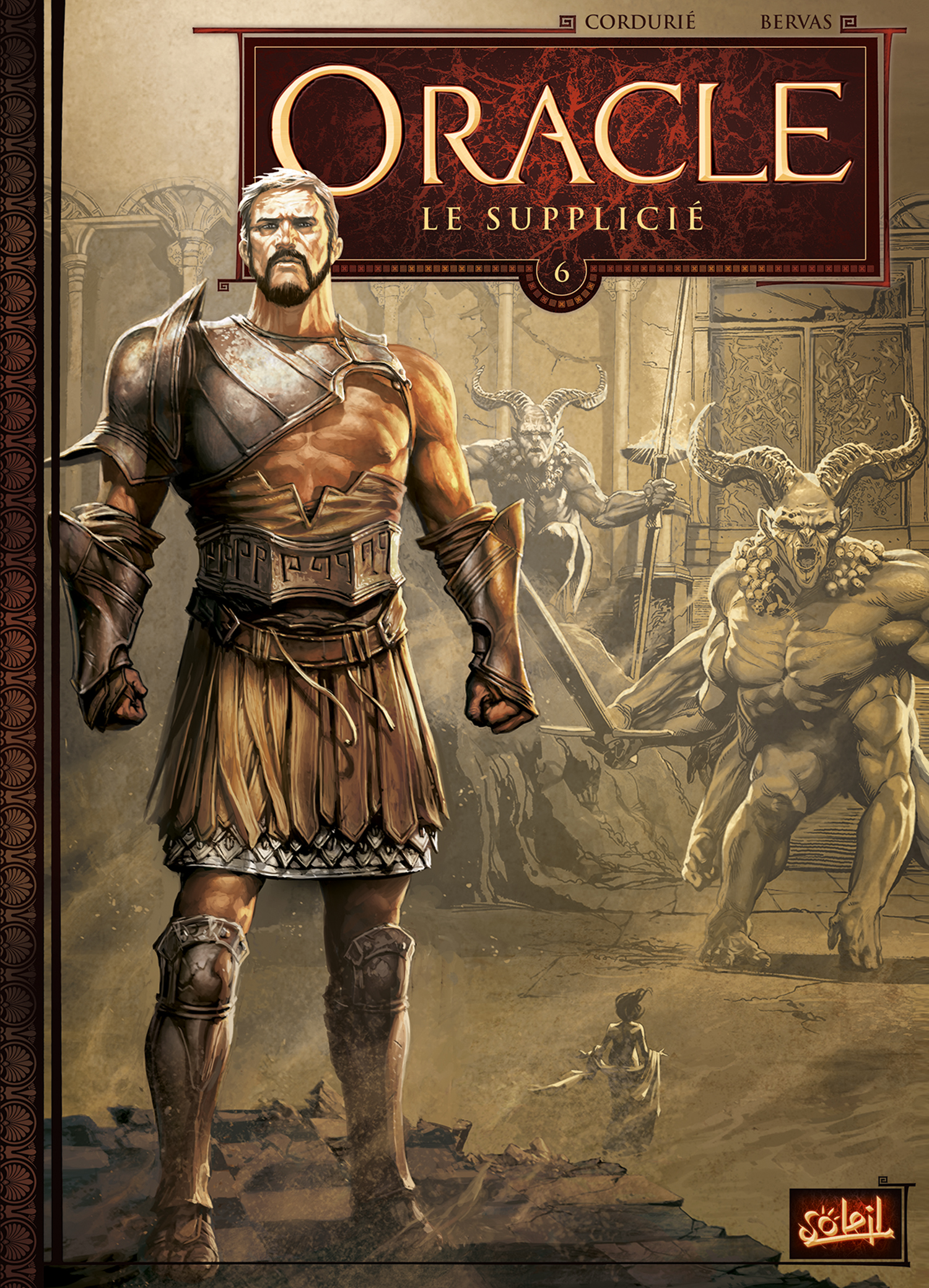 Oracle, tome 6 : Le supplicié