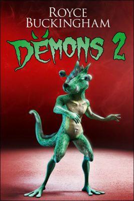 Couverture de Démons, tome 2