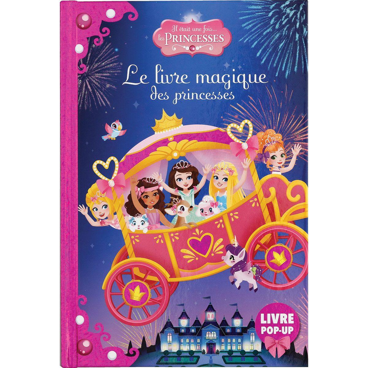 le livre magique des princesses