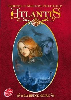 Atlantis tome 2 La reine noire