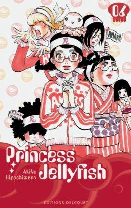 Princess jellyfish tome 6