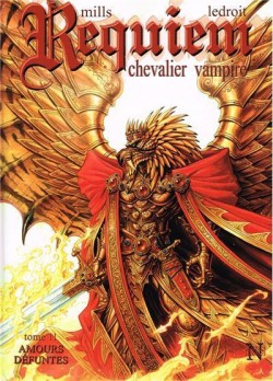 Requiem Chevalier vampire, tome 11