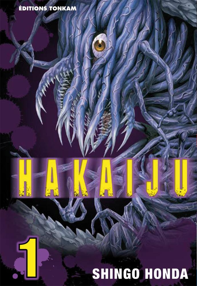 Hakaiju, tome 1