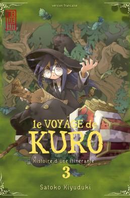 Le voyage de Kuro, tome 3