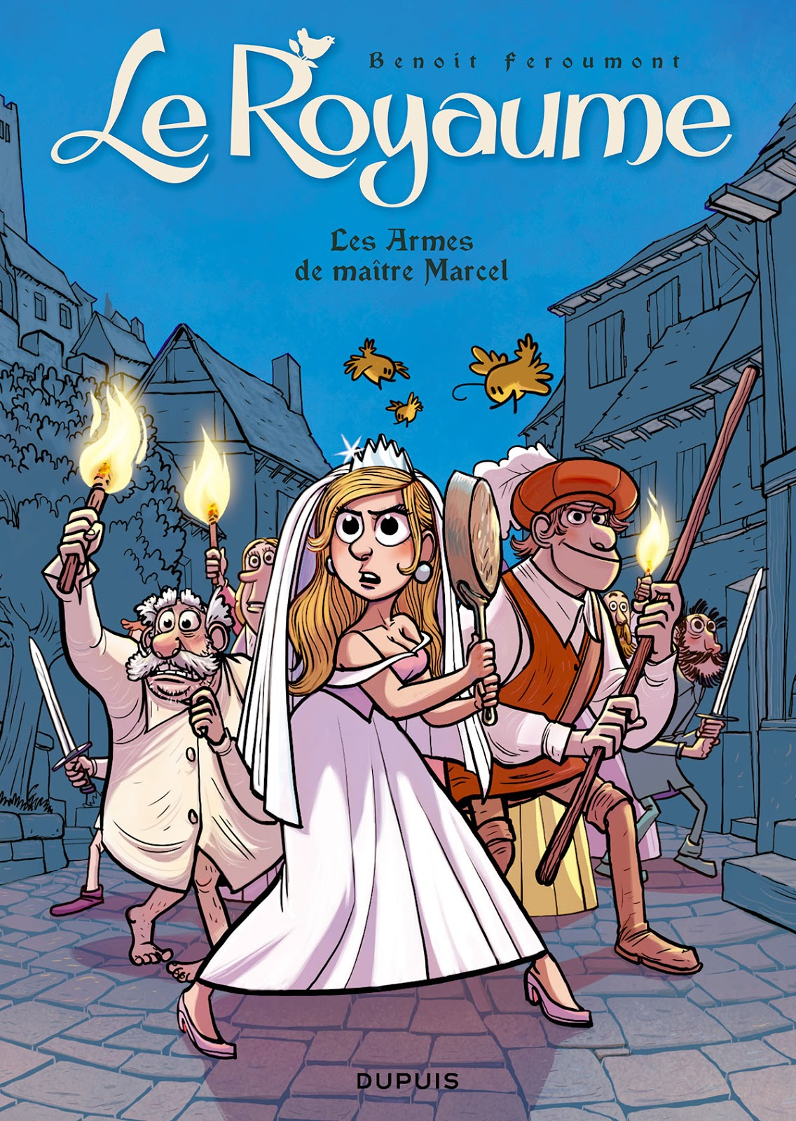 Le Royaume tome 5