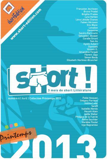 Collectif – Short ! Printemps 2013