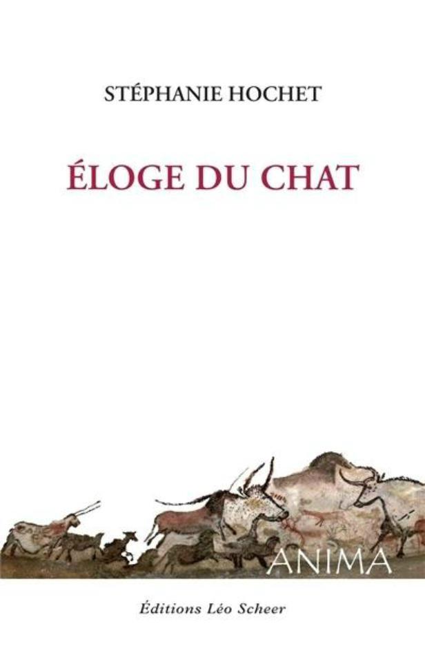Stéphanie Hochet – Eloge du chat