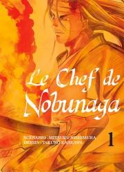 Le Chef de Nobunaga tome 1
