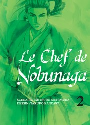 Le chef de Nobunaga, tome 2