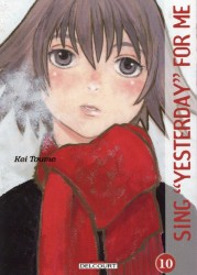 sing yesterday for me tome 10